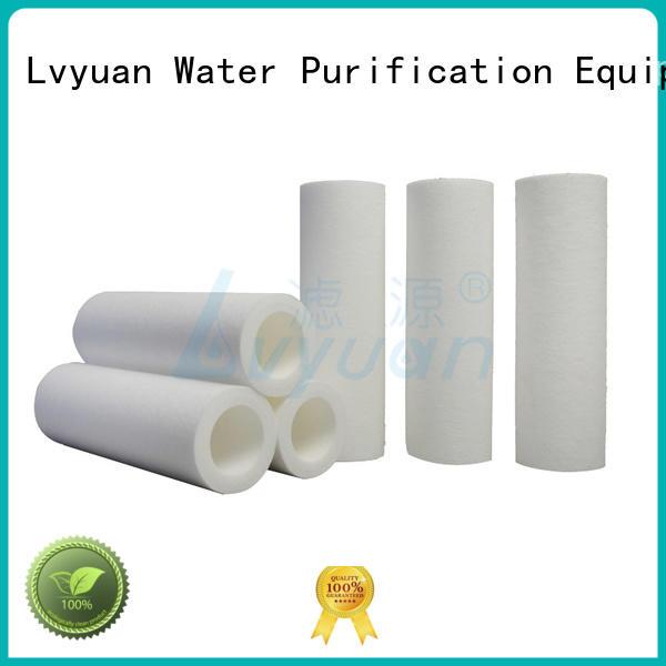 best flow pro melt blown filter cartridges manufacturer for sea water desalination