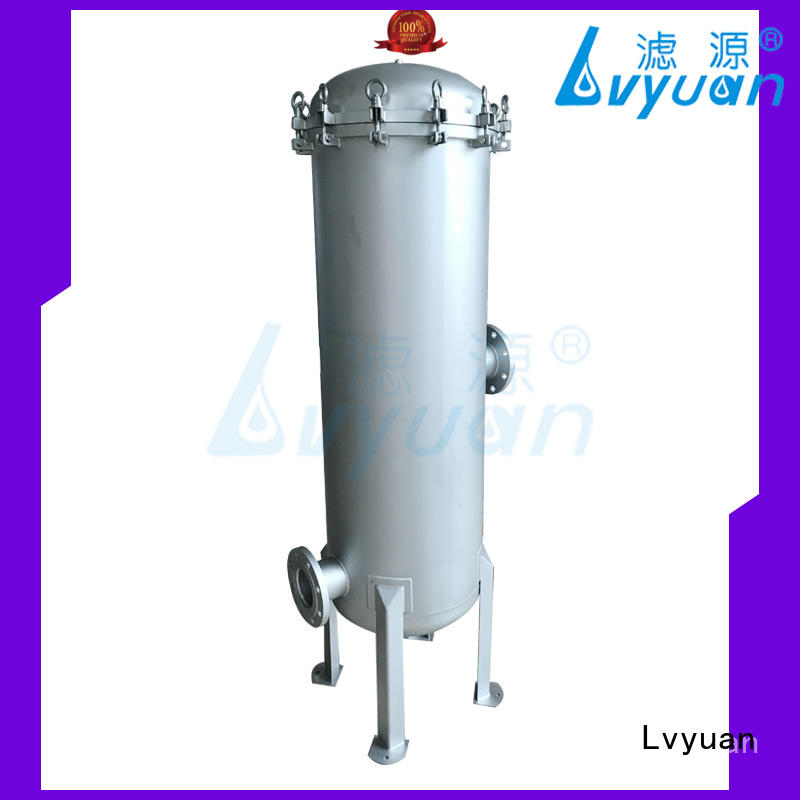 filter housing for industry Lvyuan