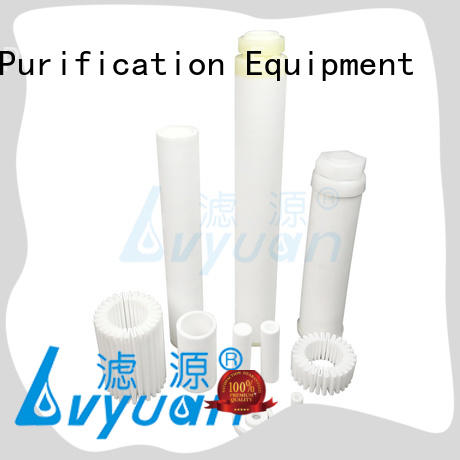 Lvyuan sintered stainless steel filter supplier for industry
