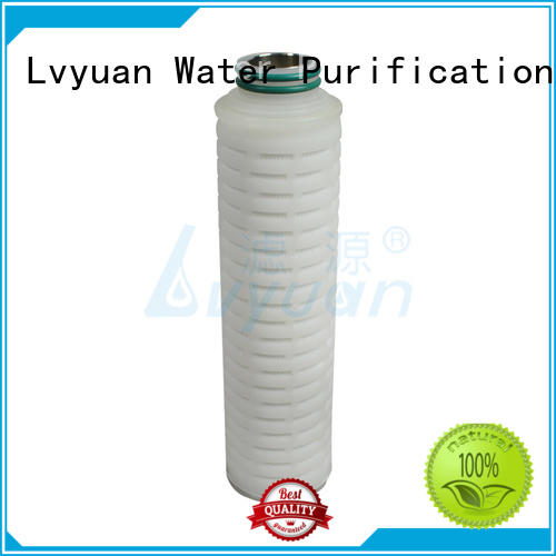 safe water filter cartridge supplier for sea water desalination