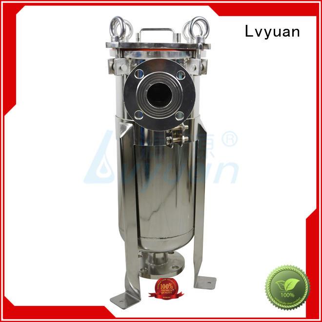 cartridge filter housing for food and beverage Lvyuan