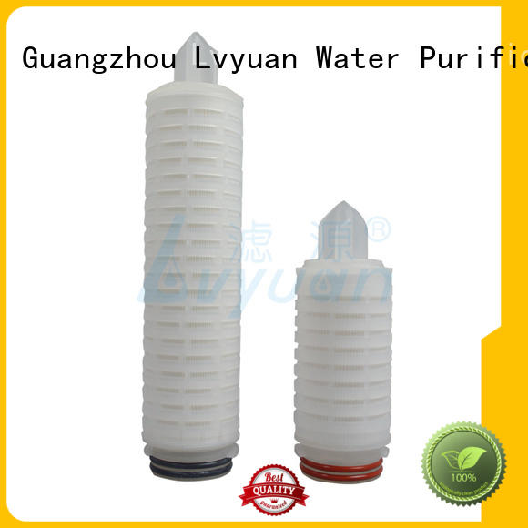 Lvyuan Brand replacement 02μm filter steel