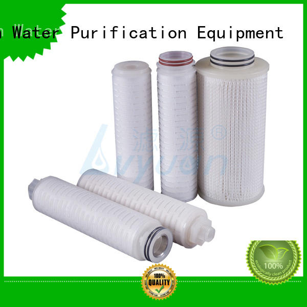 pleated pleated filter manufacturers with sale Lvyuan