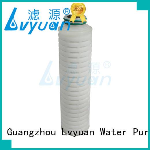 water purification equipment for sea water desalination Lvyuan