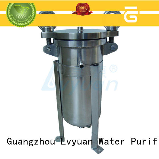 professional filter housings manufacturer for sea water desalination