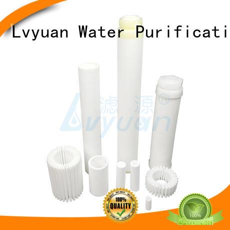 Lvyuan professional sintered metal filter elements for industry