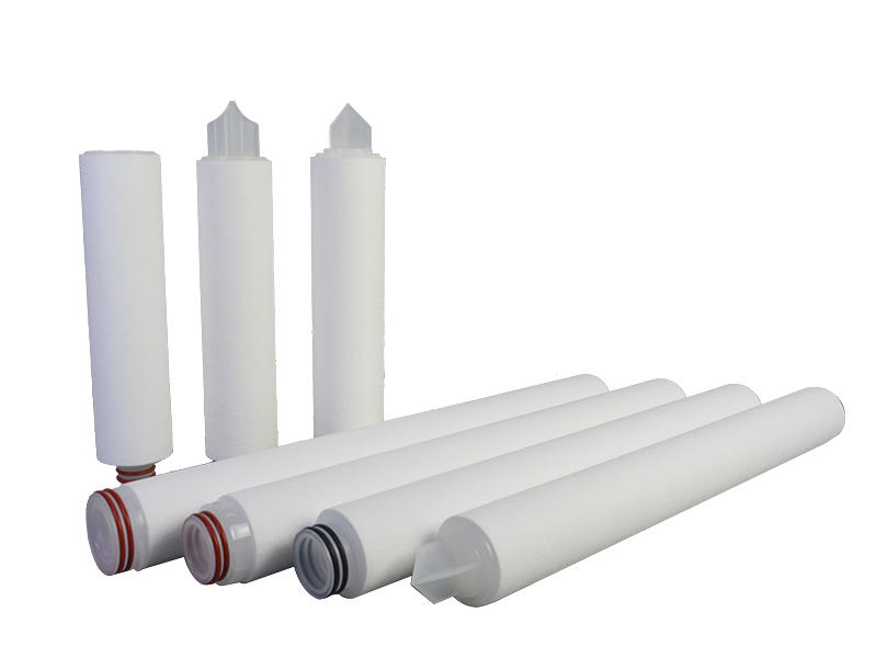 Lvyuan polypropylene pp melt blown filter cartridge manufacturer for industry-3