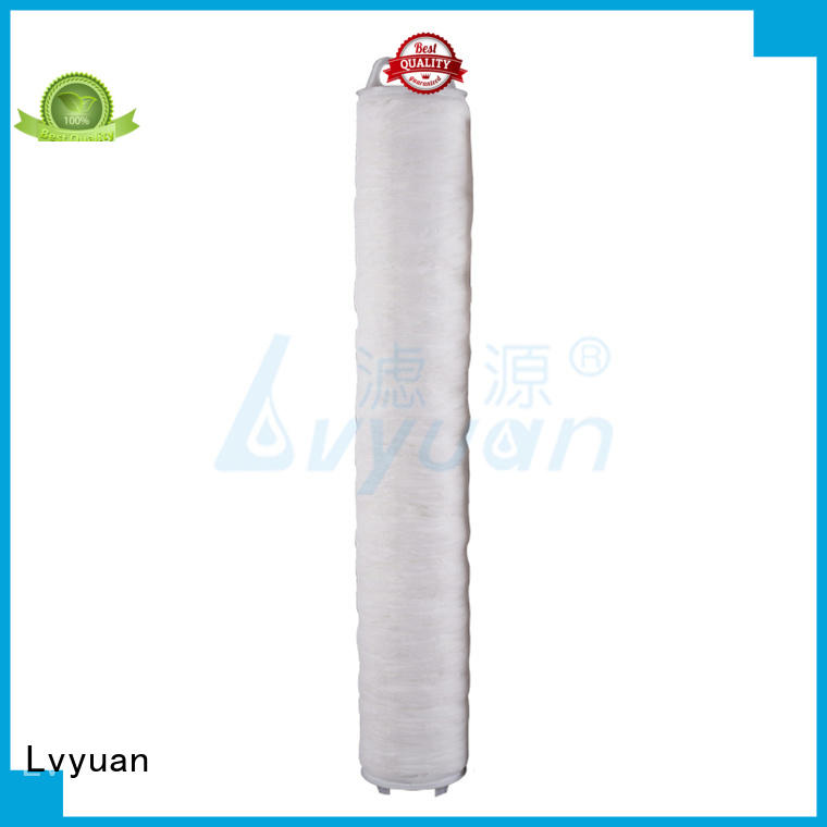 Lvyuan pall hi flow water filter replacement cartridge manufacturer for sale