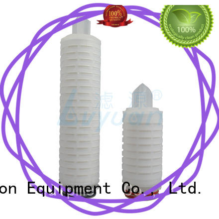 ptfe pleated filter cartridge replacement for industry