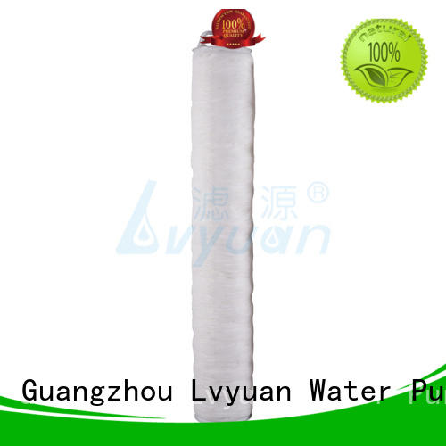 Lvyuan pall high flow water filter system hot sale for sale