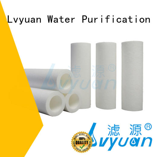 polypropylene melt blown filter replacement for food and beverage