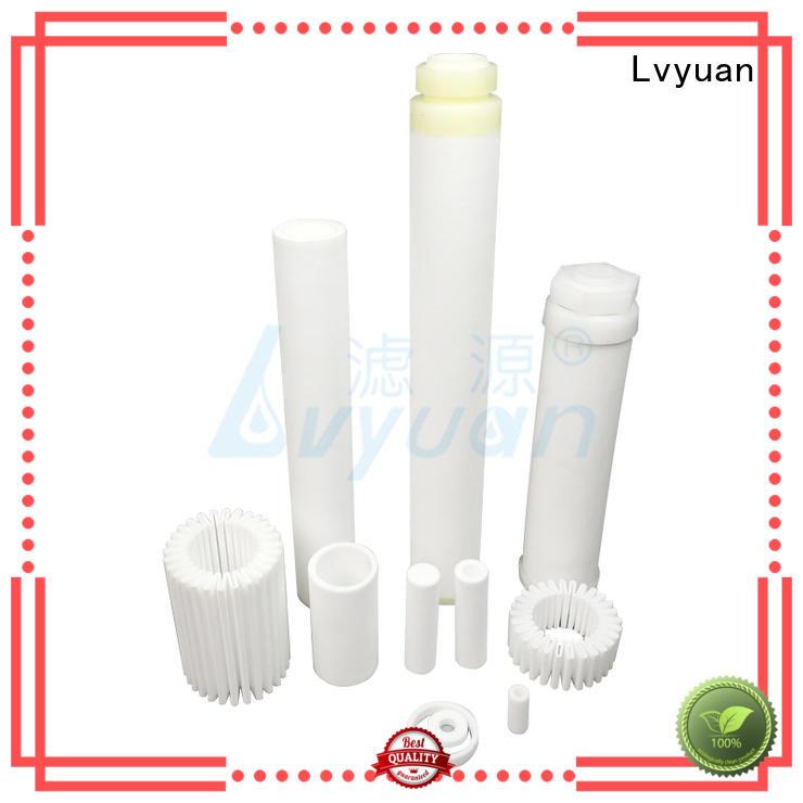 Lvyuan block sintered filter suppliers supplier for industry