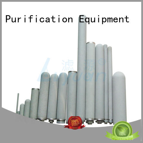 cartridge filters  ss filtration Lvyuan Brand