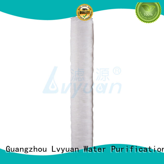 high end high flow pleated filter cartridge manufacturer for industry
