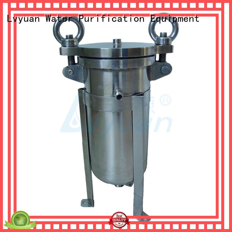 Lvyuan porous filter housing for industry