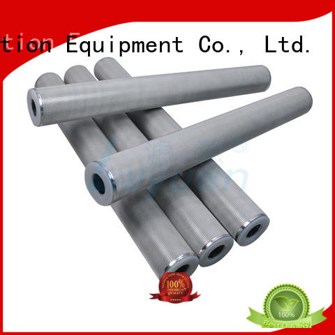 Lvyuan sintered ss filter supplier for sea water desalination