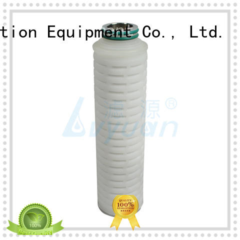 Lvyuan professional water filter cartridge supplier for industry