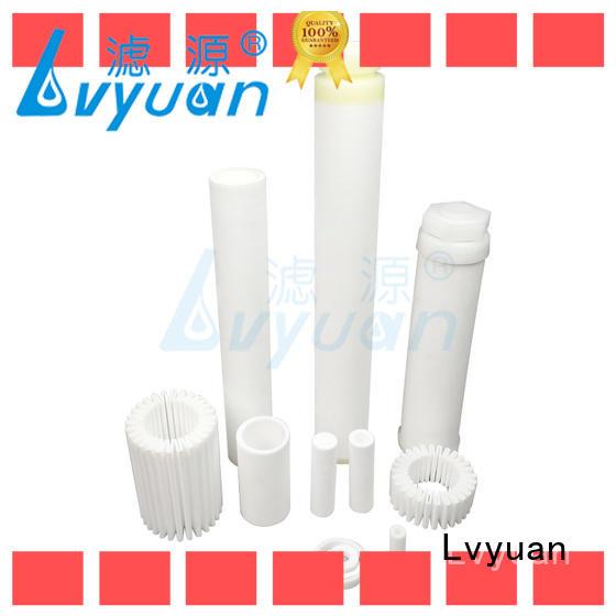 titanium sintered filter suppliers supplier for sea water desalination