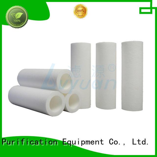 pp melt blown filter cartridge for sea water desalination Lvyuan
