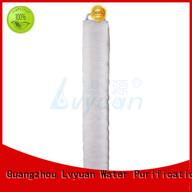 Lvyuan efficient hiflow filters manufacturer for industry