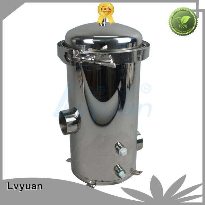 10 inch filter housing stainless for Lvyuan