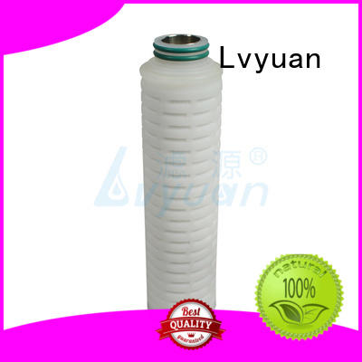 best pleated filter cartridge suppliers manufacturer for sea water desalination