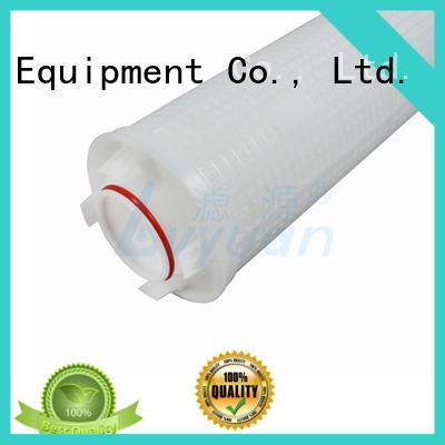 Lvyuan water hi flow water filter replacement cartridge supplier for sale
