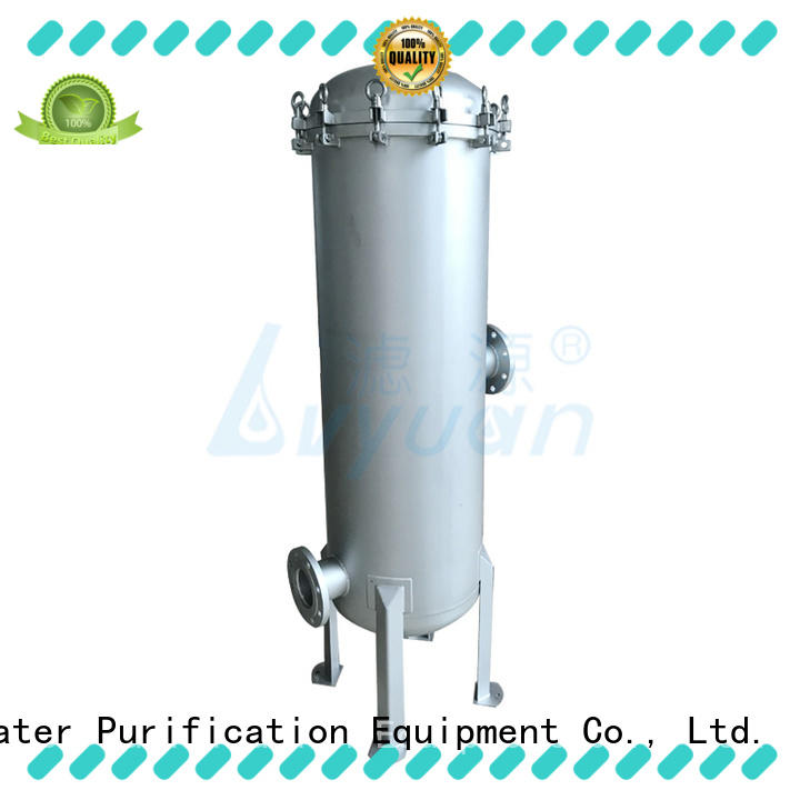 Lvyuan stainless steel filter housing manufacturers housing for industry