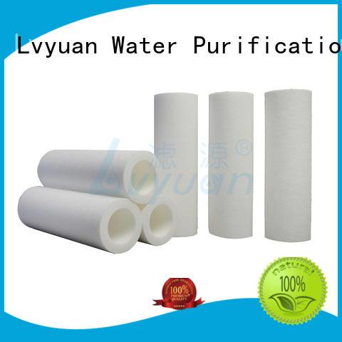 Lvyuan high end melt blown filter supplier for industry