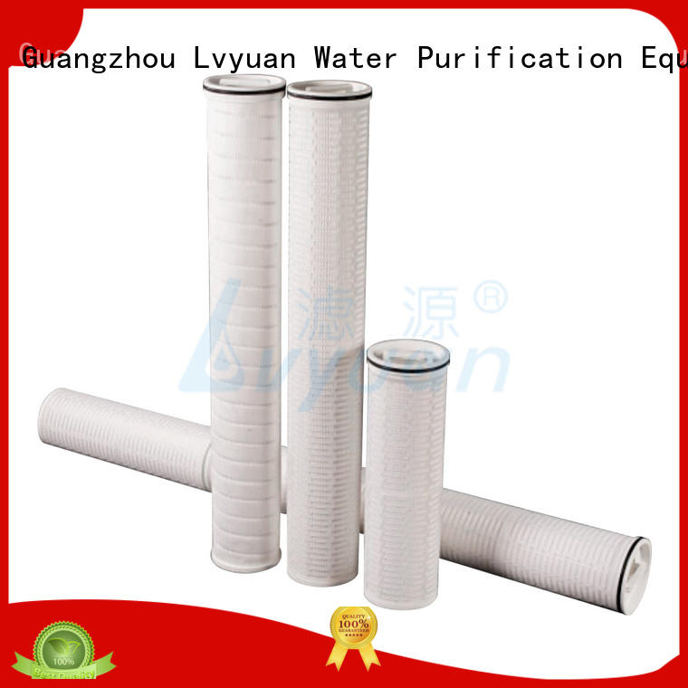 safe hi flow inline water filter replacement for sea water desalination