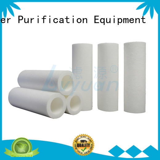 safe melt blown filter cartridge replacement for food and beverage