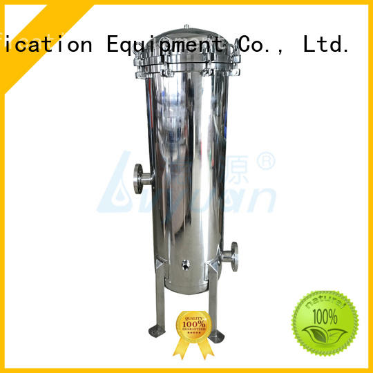 Lvyuan ss cartridge filter housing manufacturer for oil fuel