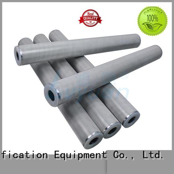 Lvyuan professional sintered metal filter manufacturer for sea water desalination