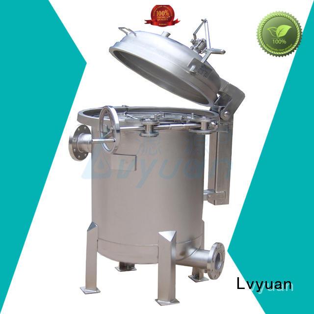 10 inch filter housing for oil fuel Lvyuan