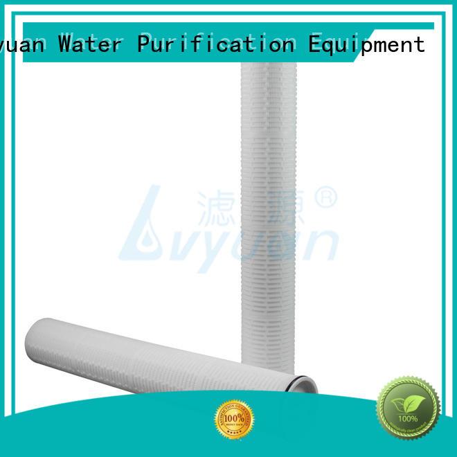 best hi flow water filter cartridge manufacturer for sale