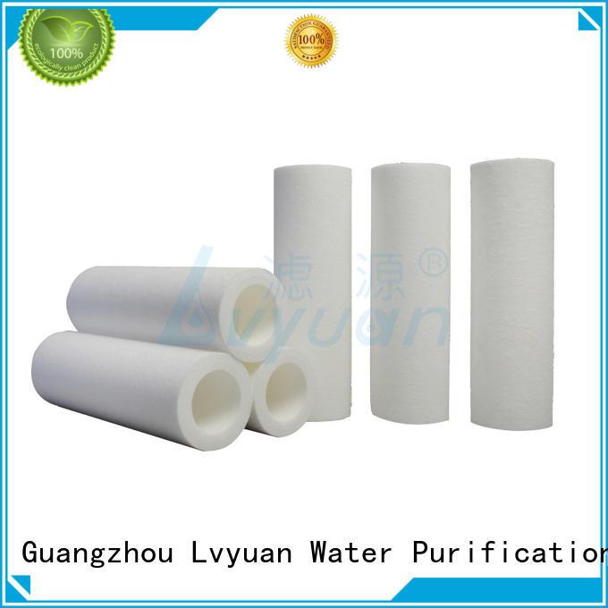 best melt blown filter cartridge manufacturer for industry