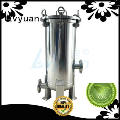 Lvyuan best ss filter housing housing for oil fuel