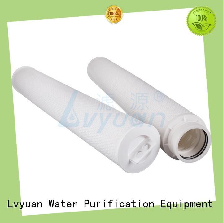 high end hi flow water filter manufacturer for industry