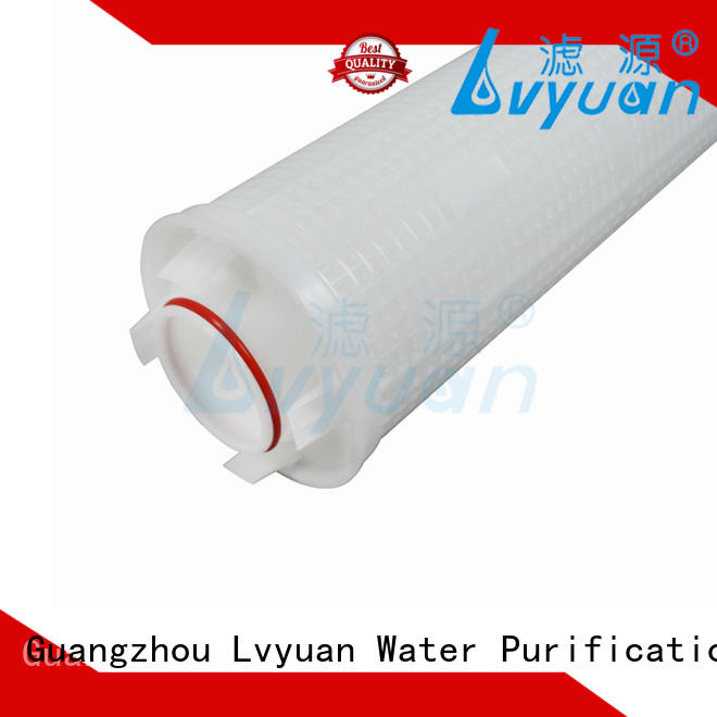 Lvyuan efficient high flow filter cartridge replacement for sale