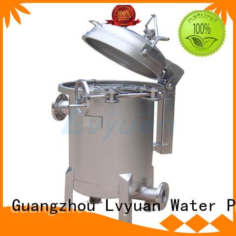 Lvyuan titanium filter housings manufacturer for sea water desalination