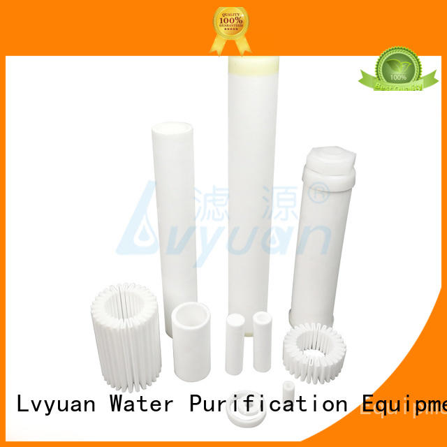 Lvyuan activated carbon sintered metal filters suppliers supplier for industry