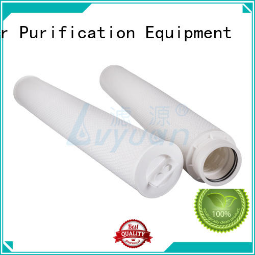 efficient hi flow water filter replacement cartridge park for sea water desalination