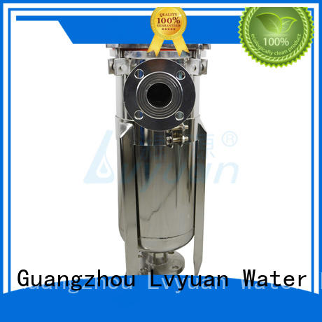 best ss bag filter housing efficient for sea water desalination Lvyuan