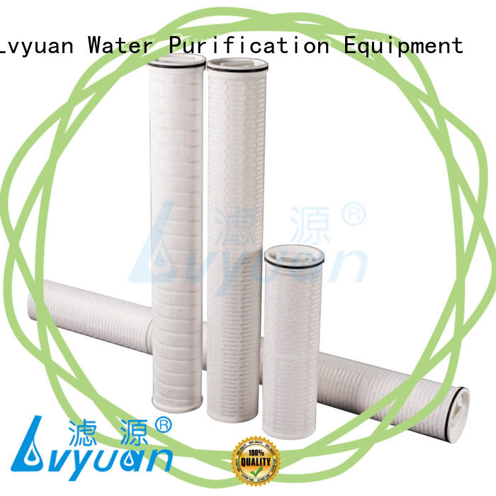 flow high flow inline water filter hiflow for